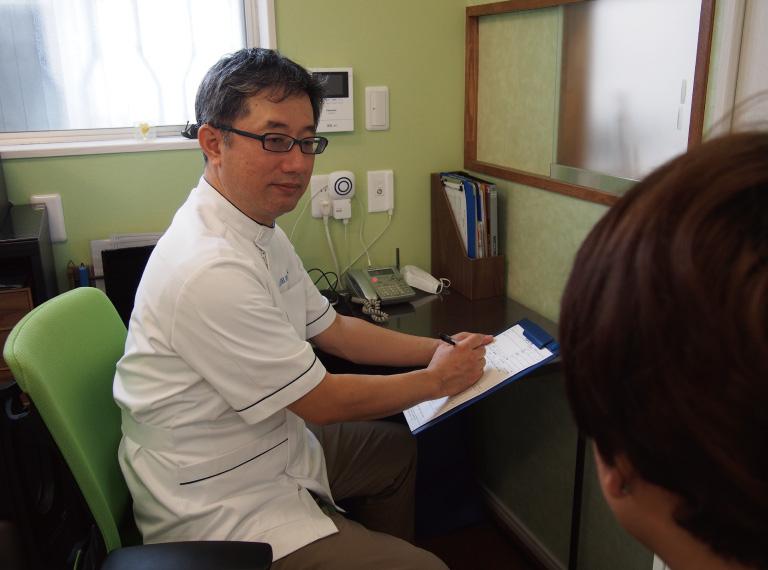 山田治療院問診